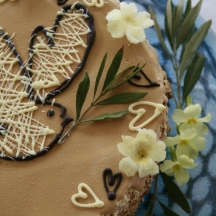 An Easter Peace Cake: In Sympathy, In Memory and In Hope