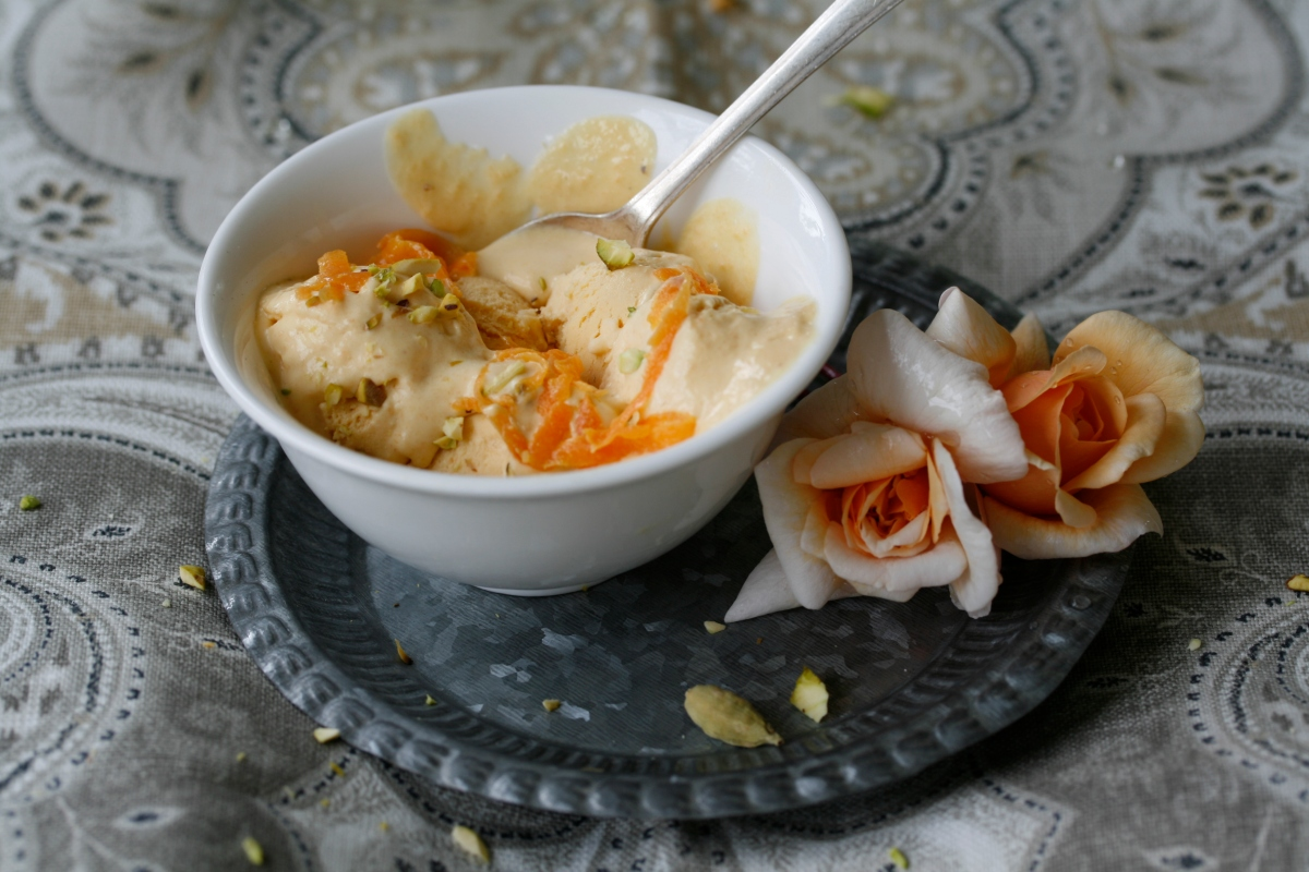 carrot halwa ice cream 012