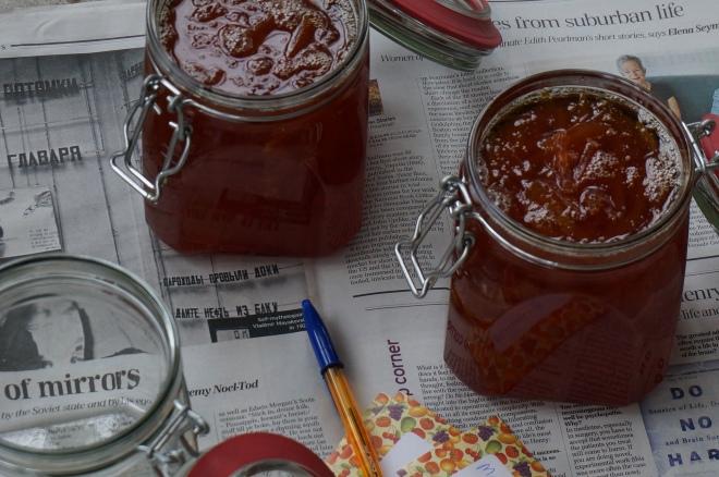 seville orange marmalade, oxford marmalade