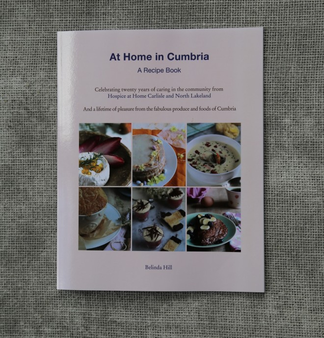 At Home in cumbria a recipe book