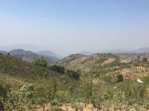 kalaw hills